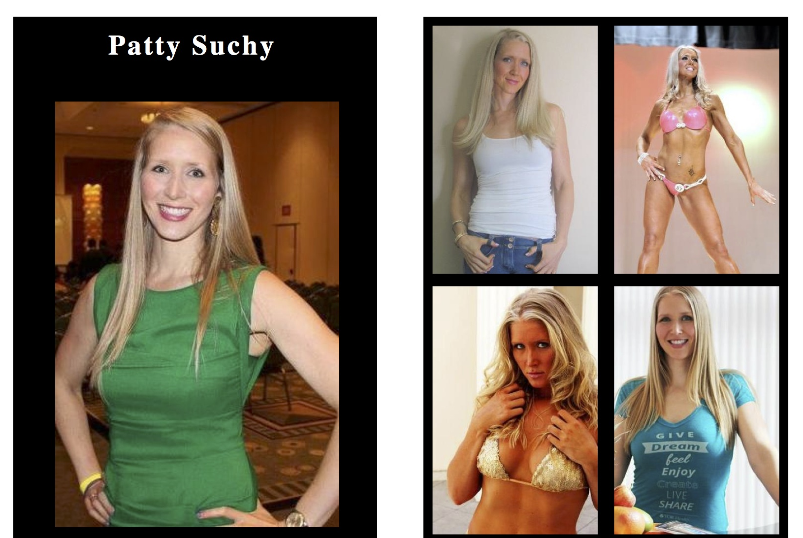 Patty Suchy Comp Card